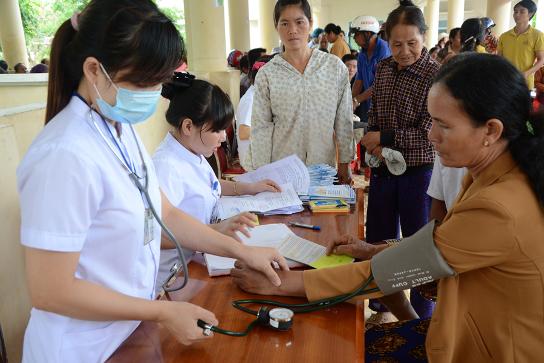 Kết quả hình ảnh cho Quan điểm, mục tiêu về bảo vệ, chăm sóc và nâng cao sức khỏe nhân dân trên địa bản tỉnh Gia Lai